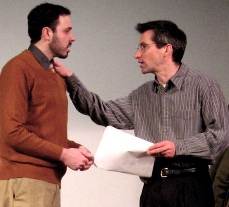 Don�t Talk to the Actors